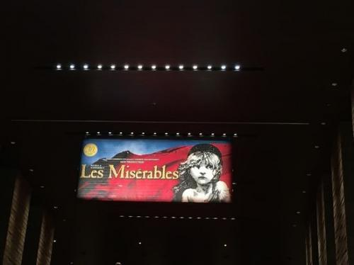 はい!<br />『レ・ミゼラブル』です!!<br /><br />出演者の皆さまの歌うま度がハンパない!!<br />そして、物語の進むテンポが<br />ものすごく早くてびっくりしました。<br /><br />日本版レミゼ、やっと観れたよ~。