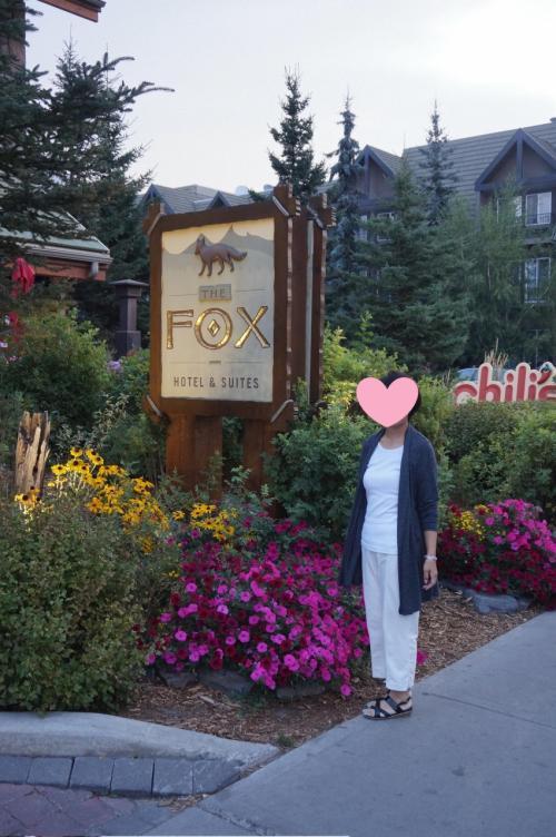 Banffの街が名残惜しくて仕方がない(T_T)