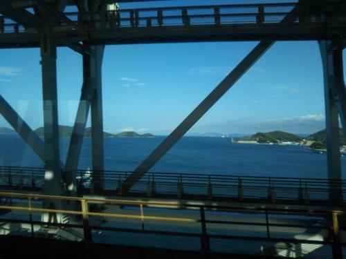 関西から青春18きっぷを使用して四国にやってきました。
