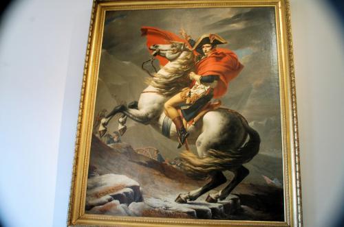 ナポレオンもいた。