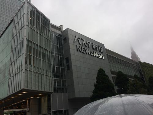 バスタ新宿は新宿南口をあがった4F。<br />こちらができて便利になった。