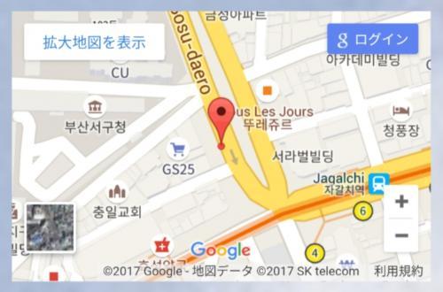 結局、7番出口を出て、すぐ後ろにどんどん歩いていき、大きい通りにぶつかったら、左に曲がる(日本のモデルさんSHIHOさんの広告が飾ってあるゴルフウェアのお店が角にあります)。<br />すると右手にマウルバスのバス停がありました。<br /><br />分かりにくいわぁー(´ρ`)<br />