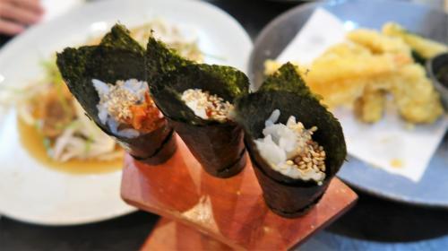 まあ寿司屋さんでもありますね。