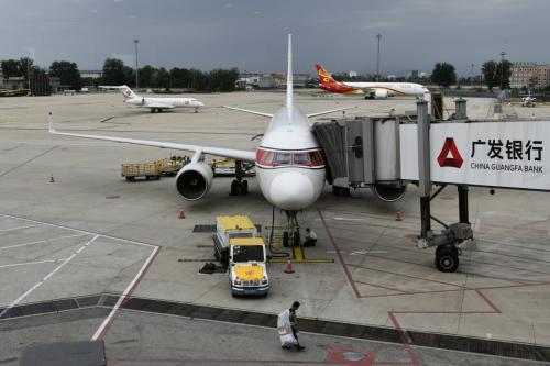 高麗航空です。<br />意外と快適でした。