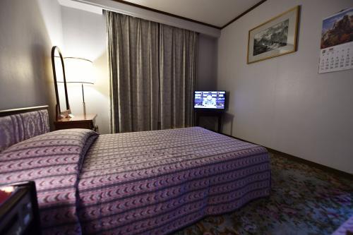 寝室は別にある!<br />NHKも映る!
