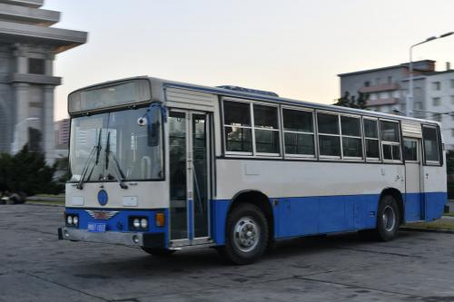 こ!こ!このバスはまさか!<br />日本製か?!