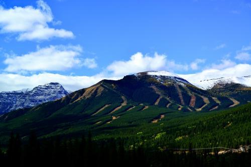 カナナスキスのスキー場です。