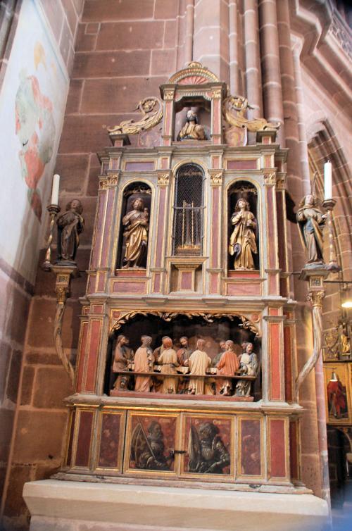 ヨハネの祭壇。