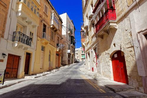バレッタ旧市街