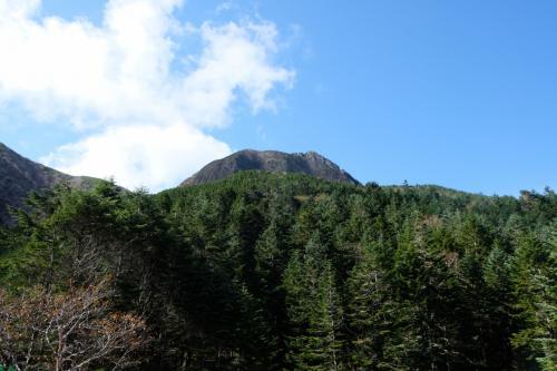 まずは阿弥陀岳を目指します!