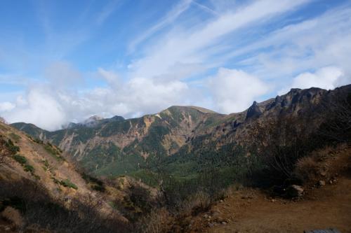 横岳、硫黄岳、天狗岳まで見えてます!