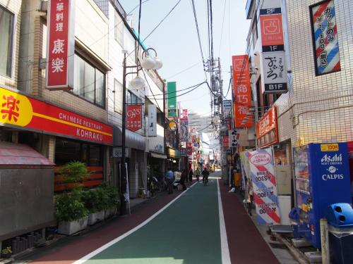 もうすこし、散策したいところですが、世田谷線全駅制覇が目的なのであまり時間は取れません。