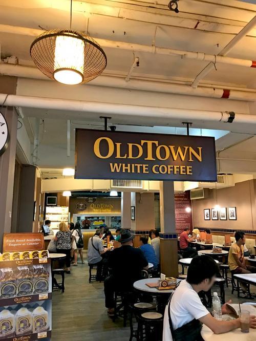 買物後、コーヒータイム♪<br />オールドタウンコーヒーへ。