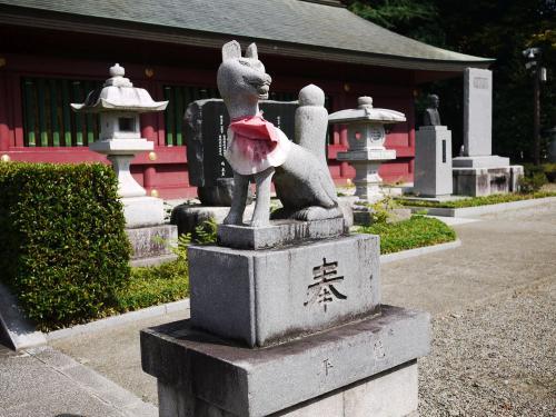 〔笠間稲荷神社〕