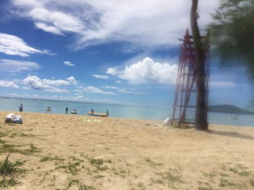 アクティビティを利用したオーシャンジェットクラブのビーチ