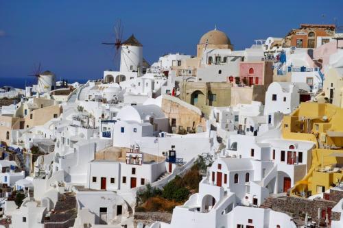 ☆Greece-Santorini-Oia★<br /><br />「イア」<br />サントリーニのハイライトと言えるイアの街並み。<br />ポストカードとか、数々の写真に使われるポイント。