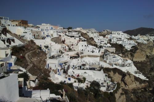 ☆Greece-Santorini-Imerovigli★<br /><br />「イメロヴィグリ」<br />さて、フィラへと歩いて行きます。