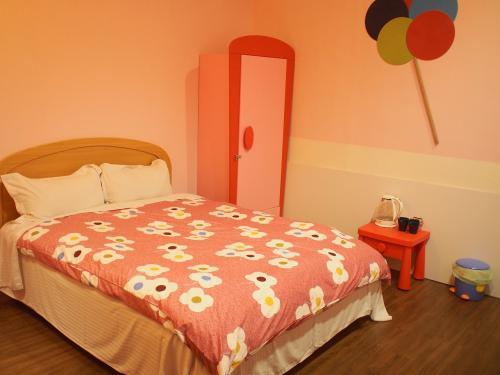 おお~~♪<br /><br />可愛らしいお部屋です<br /><br />おばちゃんには不似合いだけど^^;;