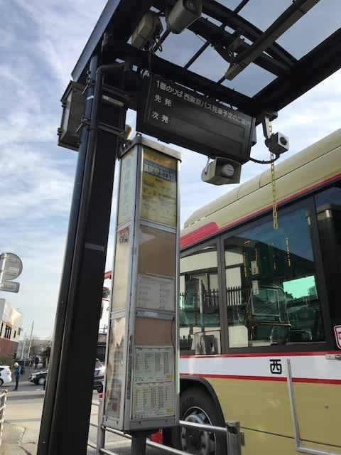 土日限定で高尾駅北口1番乗り場から八王子城跡前までバスが出ています。<br />(平日は最寄りの霊園入口までバスで行くことが可能)