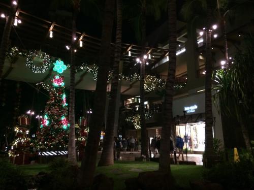 12月はハワイ&クリスマスも楽しめるからわくわくもマックス。
