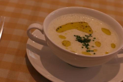 <br />スープもあっさり。<br /><br />