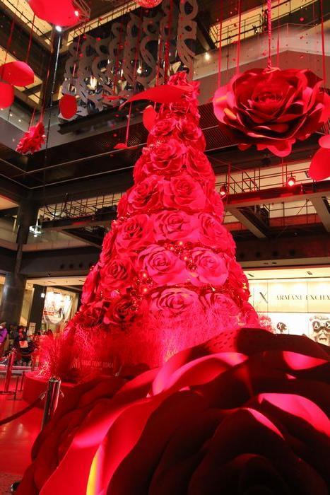 <br />今年は真っ赤でとてもゴージャスな雰囲気でした。<br /><br /><br />