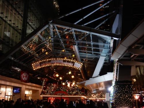 クリスマスマーケットも最終日だったはずです。<br /><br />さあて、家に帰って暖かくしなくちゃ