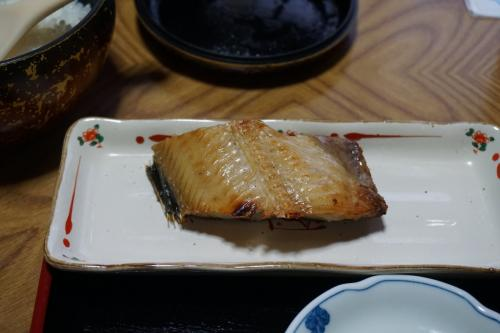 焼き魚、脂がのって美味しかった・・・<br />宮城産の食材達が美味しすぎです。