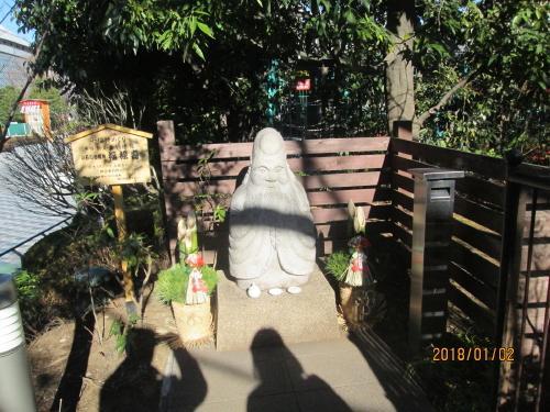 東京ドーム 福禄寿 文京区後楽1-3<br />小石川七福神の福禄寿が祀られている東京ドームにあるジオポリスの屋上に到着しました。<br /><br />