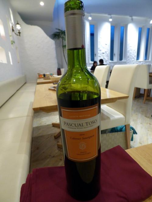 お部屋でビール(発泡酒)を飲って来たのでワインです<br /><br />パスカル トソ カベルネ・ソーヴィニョン ¥6,480-