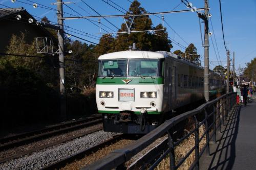 JR185系電車