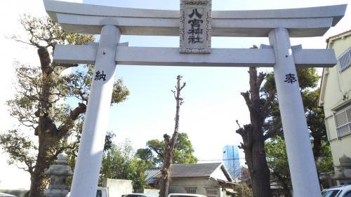 八宮神社(六宮神社 合祀)