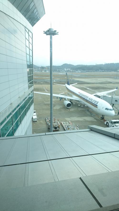 こちらは今度ロンドンに行く事で計画中?のシンガポール航空。福岡⇔シンガポール⇔ロンドンでイギリスに行こうかと思いました。