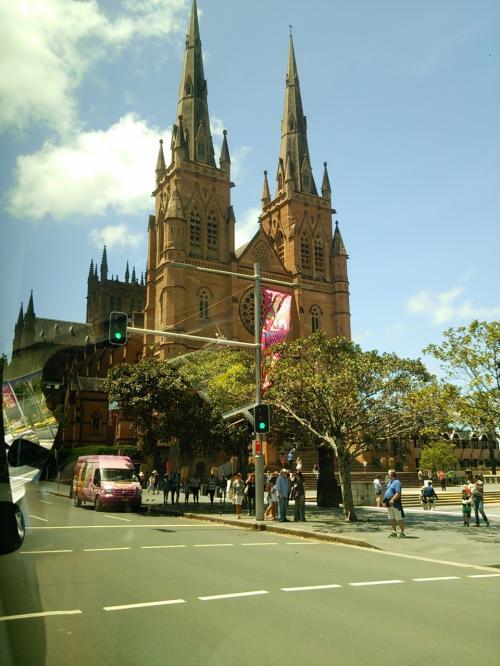 シドニー・セント・メアリー大聖堂