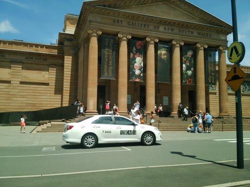 ニューサウスウェールズ州立美術館(Art Gallery of New South Wales)