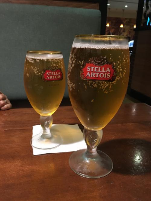 いったんホテルに帰って、<br />今日の夕食は、バス送迎での、トニーローマです。<br /><br />日本でいうところのファミリーレストラン。。<br /><br />歯の治療もだいぶんと進んだし、ステーキが食べたいとおもって。。。