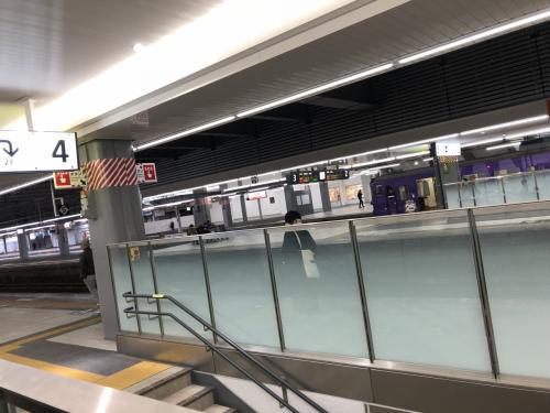 さて、18きっぷ帰路の旅を再開します。次に乗るのは糸崎行