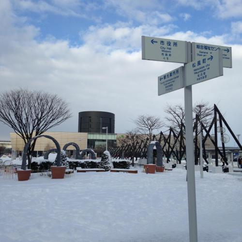 さらに歩いて函館駅へ。<br />スイカのチャージ出来ないかな?と思ったのだが、できませんでした。<br />詳しいことはわからない。