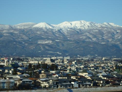 福島、めっちゃきれいーーー♪