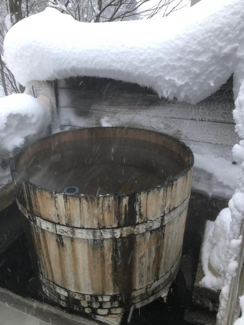 この樽の湯は気持ちよかった!