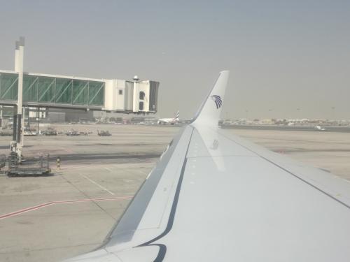 エジプト航空 MS902 B737-800
