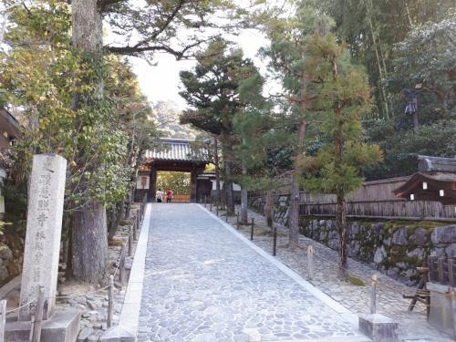 20年ぶりくらいの銀閣寺へ。<br />