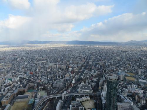 東方面は奈良方面