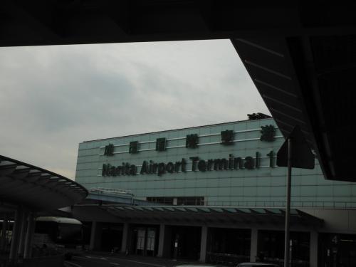 サイパン直行のデルタ航空なので第一ターミナルから。<br />