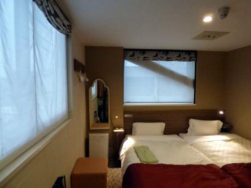広島インテリジェントホテル 本館 912号室