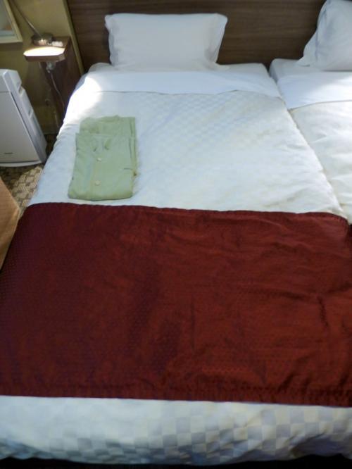 ベッド幅は110cm