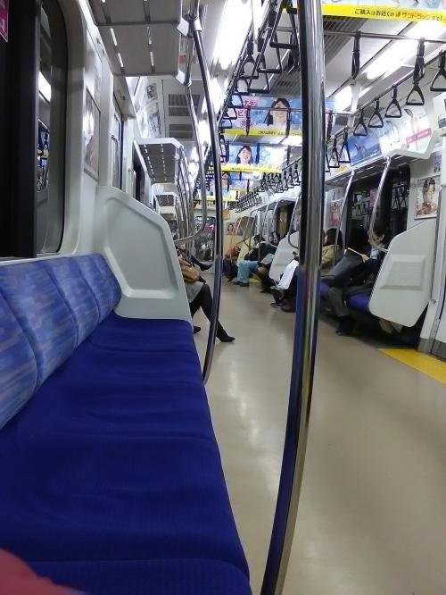 京浜東北線に乗り、