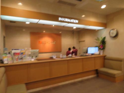 ホテルロコイン松山フロント