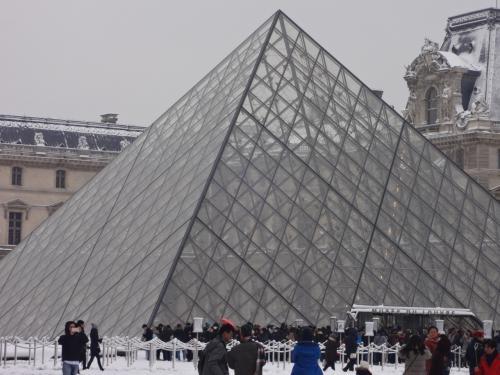 ピラミッド。