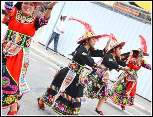 【ブラジルでボリビアカーニバル】<br /><br />そんな彼らが、ボリビアスタイルのカーニバルを披露するのが、この日なんです。